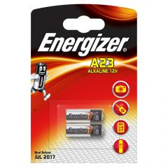 Energizer Alkaline Batteries A23/E23A 2pk