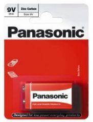 Panasonic Special Zinc Batteries 9V PP3