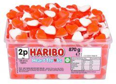 Haribo 2p Heart Throbs