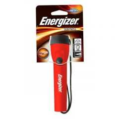 Energizer LED Value Red Torch 2xAA (Not Inc.)