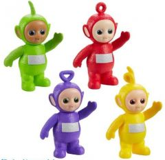 Teletubbies - Twist and Chime Figures Assortment in CDU