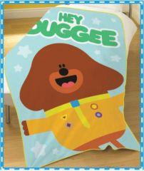 Hey Duggee Hug Fleece Blanket 100cm x 150cm
