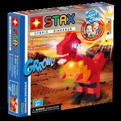 STAX Hybrid - Growling Dinosaur Set