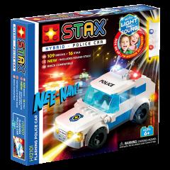 STAX Hybrid - Flashing Police Car Set