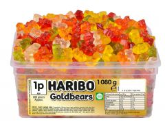 Haribo 1p Goldbears