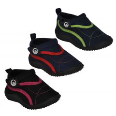 Aqua Shoes Velcro Kids Size 11-2