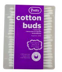 Pretty Cotton Buds 200's