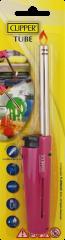 Clipper Multipurpose Tube Lighter Assorted Colours