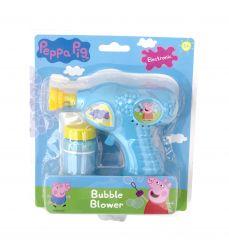 Peppa Pig Bubble Blower Gun