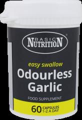 Basic Nutrition Odourless Garlic 60's