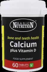Basic Nutrition Calcium Plus Vitamin D