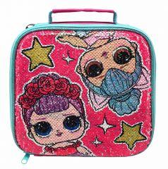 L.O.L Surprise Sequin Lunch Bag