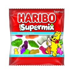 Haribo Super Mix Treat Size Mini-Bags 16g