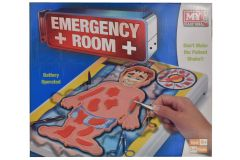 Emergency Room Game in Box