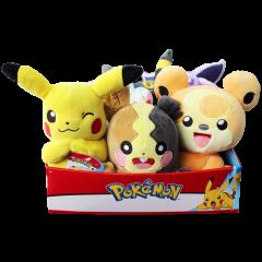 Pokemon 8 Inch Plush - Assortment may Vary
