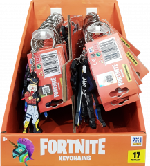 Fortnite 2D Keychain Assortment In CDU