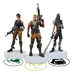 Fortnite Stampers 4 Pack