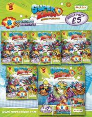 Superzings Series 3 Mega Pack