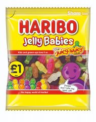 Haribo Jelly Babies £ PMP 180g