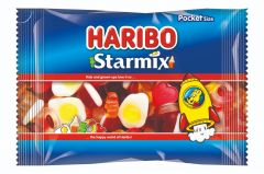 Haribo Starmix Handy Pack 42g - Best Before End 07/2020