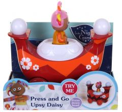 In the Night Garden Press and Go Vehicles Assorted