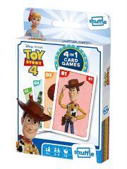Shuffle Fun 4 in 1 Games - Toy Story 4