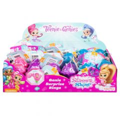 Shimmer and Shine Teenie Genie Ring Surprise Assortment