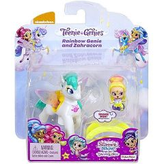 Shimmer and Shine - Teen Genie Zoomicorn Stable Playset - Assorted Designs