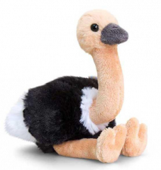 Keel Pippins Ostrich Approximately 14cm