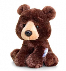 Keel Pippins Brown Bear Approximately 14cm