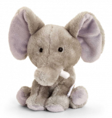 Keel Pippins Elephant Approximately 14cm
