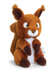 Keel Pippins Squirrel Approximately 14cm