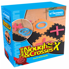 Kingfisher Giant Noughts and Crosses Game