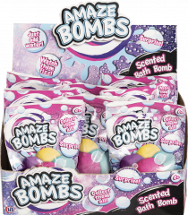 Amaze Bombs - Scented Bath Bombs in CDU