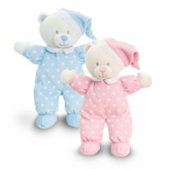 Keel 16cm Baby Goodnight Bear Assorted Colours