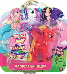 Magical Kingdom Uni Glow Hang Pack Assorted Colours