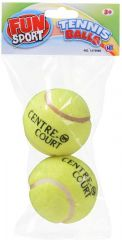 Fun Sport 2 Tennis Balls Hang Pack