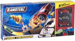 Teamsterz Turbo Takedown Playset