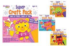 Super Craft Pack Hang Pack 4 Assorted Designs