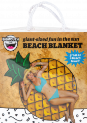 Big Mouth Giant Beach Blanket Pineapple 5ft