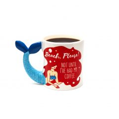 Big Mouth Mug Mermaid