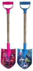 Spade - Printed Fish Spade - 52cm - Assorted Designs