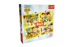 4 in 1 Puzzle - Toy Story 4