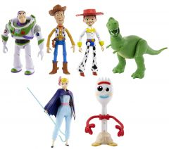 Toy Story 4 - 7 Inch True Talkers Talking Figures Assortment
