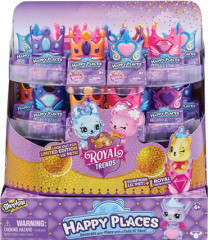 Shopkins Happy Places Royal Trends Surprise Pack in CDU
