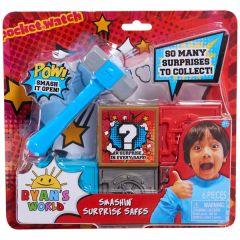 Ryan's World Smashin' Surprise Safes