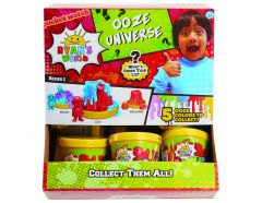 Ryan's World Ooze Universe in CDU - Series 1