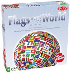 Flags Around the World Game