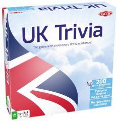 UK Trivia Game