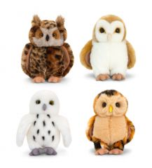Keel 18cm Owl Assortment